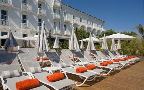 Grand hôtel des Sablettes: un premier hôtel estampillé Hilton dans le Var
