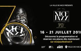 Nice Jazz Festival: L'édition 2018