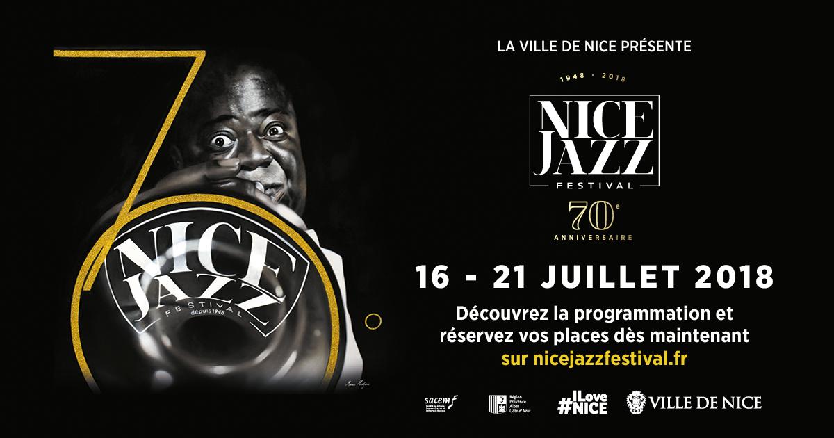 nice jazz festival 2018