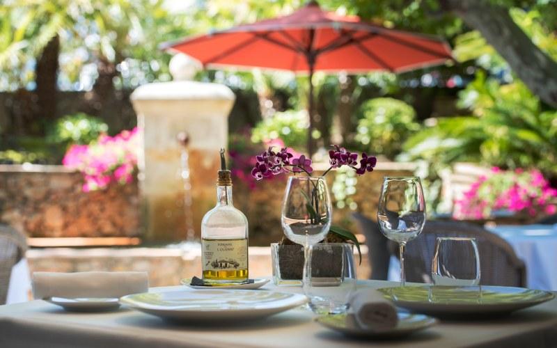 restaurant terrasse mandelieu