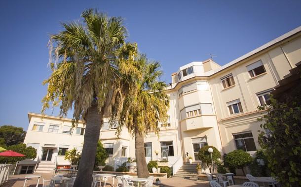 Vacances à Saint-Raphaël: le lion de mer