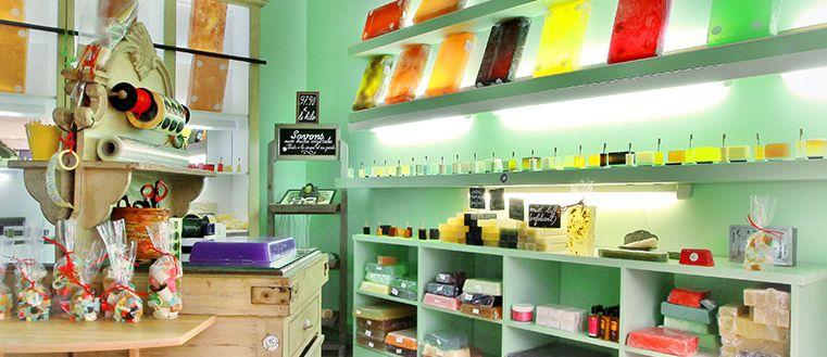 boutique comptoir des savonniers