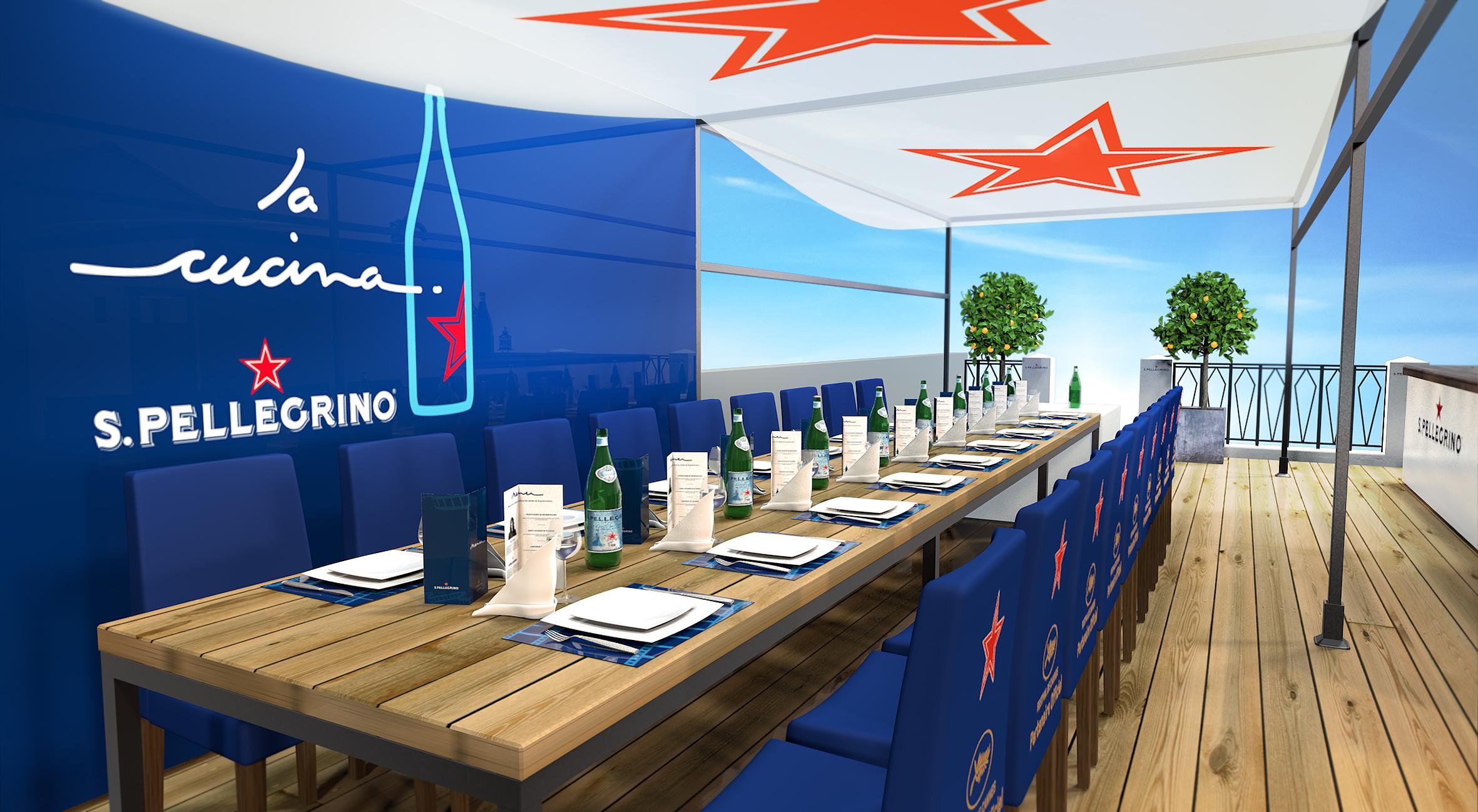 La Cucina S.Pellegrino Cannes 2015