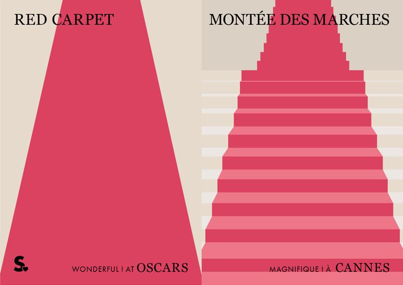 red carpet vs montee