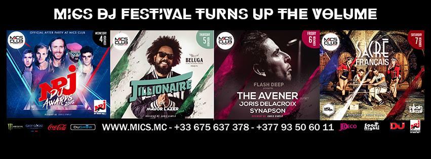 mics dj festival