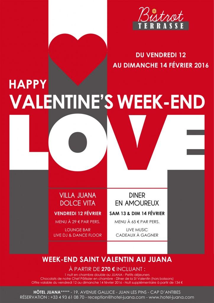 AFFICHE - St Valentin - janvier 2016