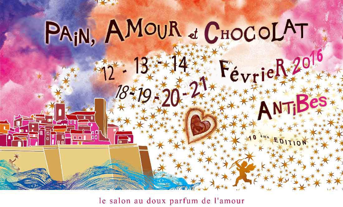 pain amour et chocolat 2016