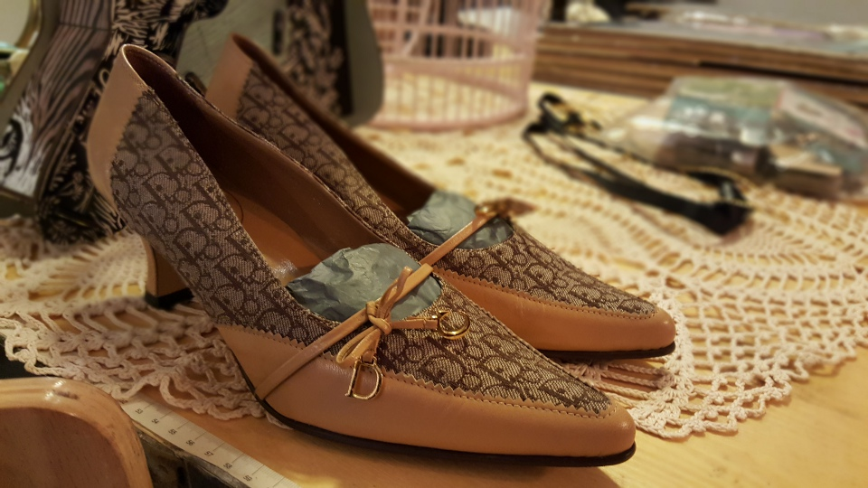 chaussures-vintage