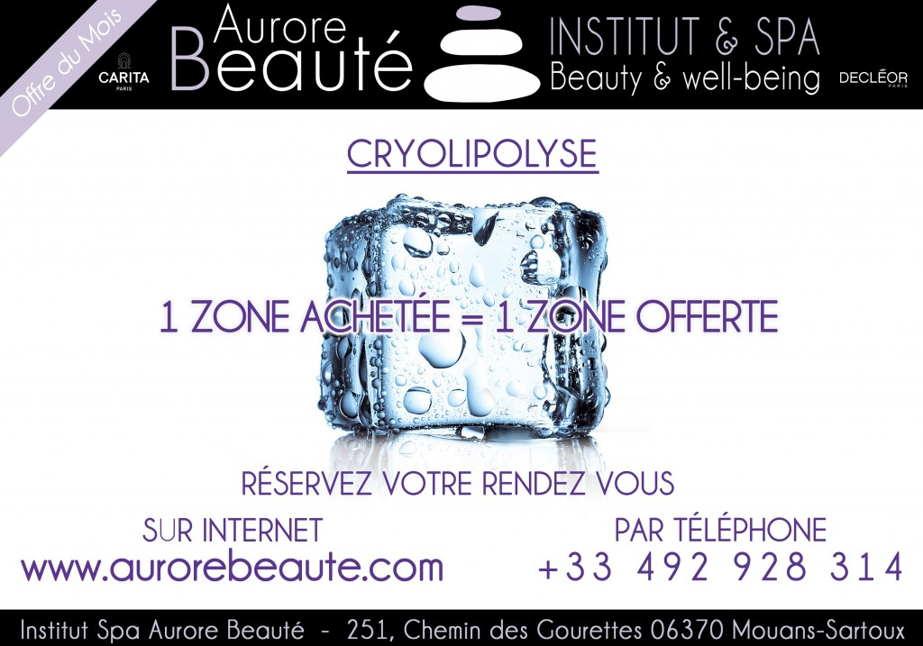 cryolipolyse cannes