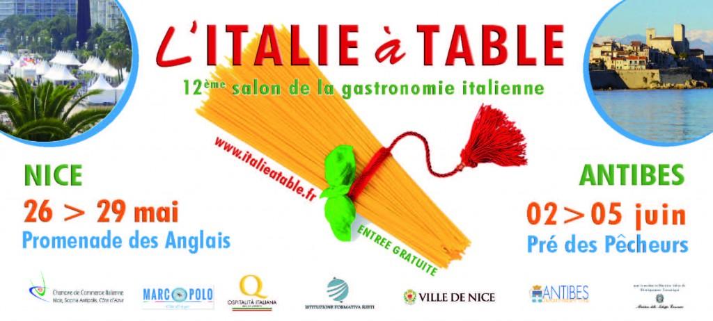 italie a table 2016