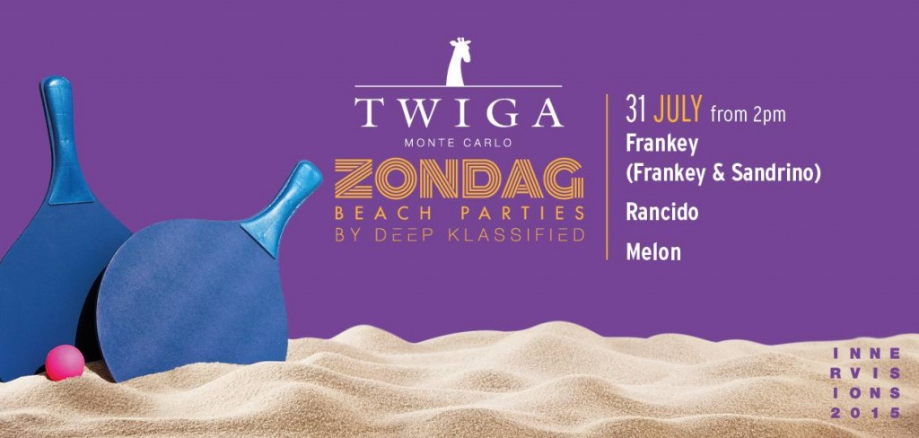 beach party twiga