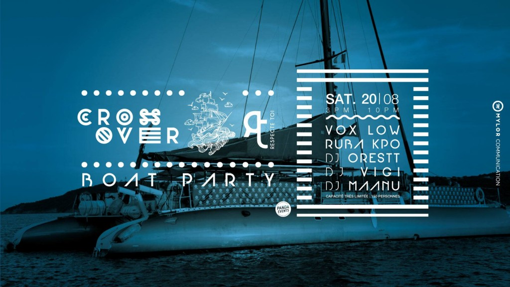 boat party panda events