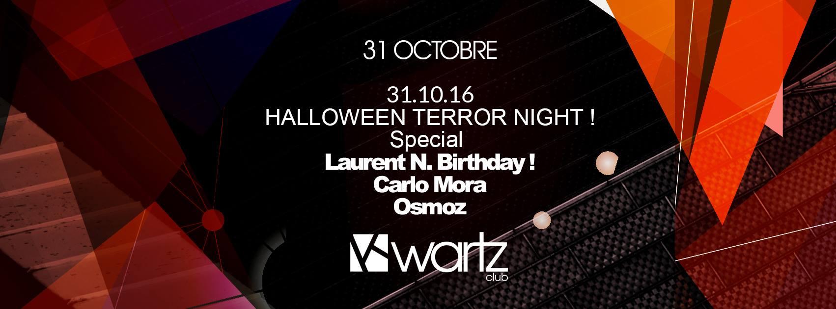 Halloween Terror night