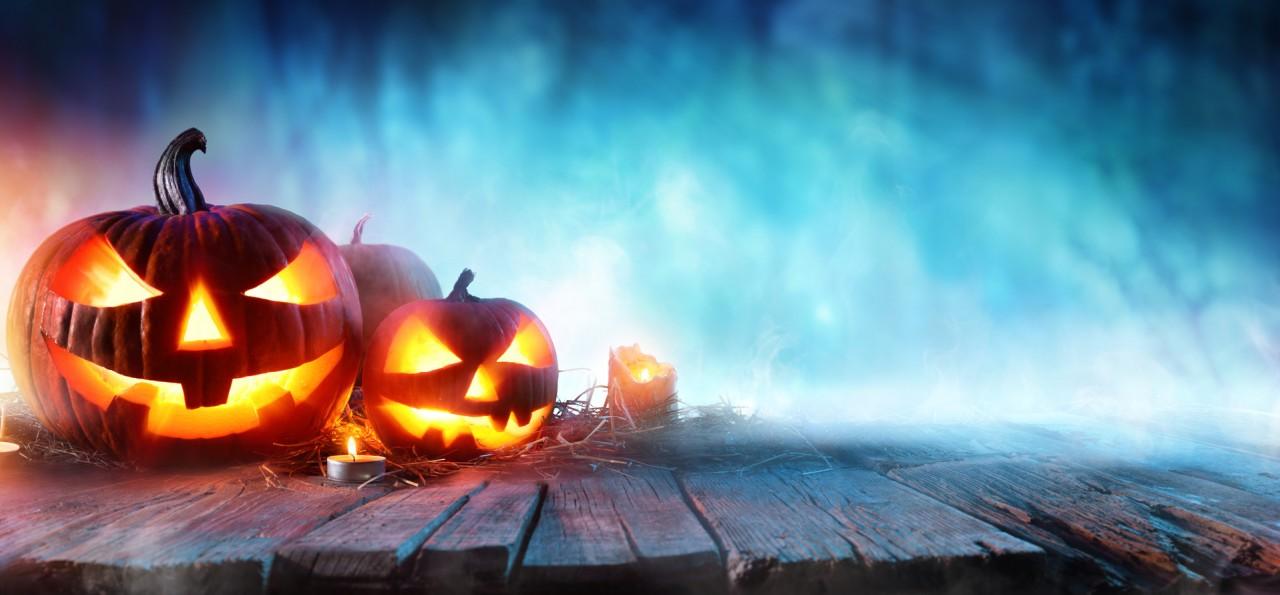 Halloween cote d'azur