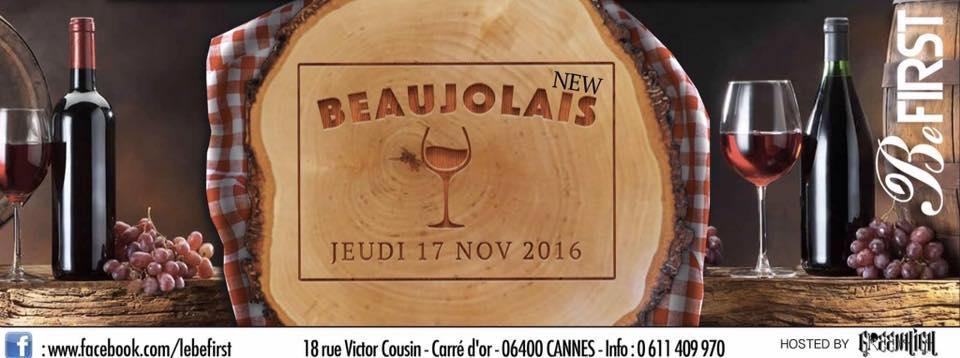 beaujolais nouveau cannes