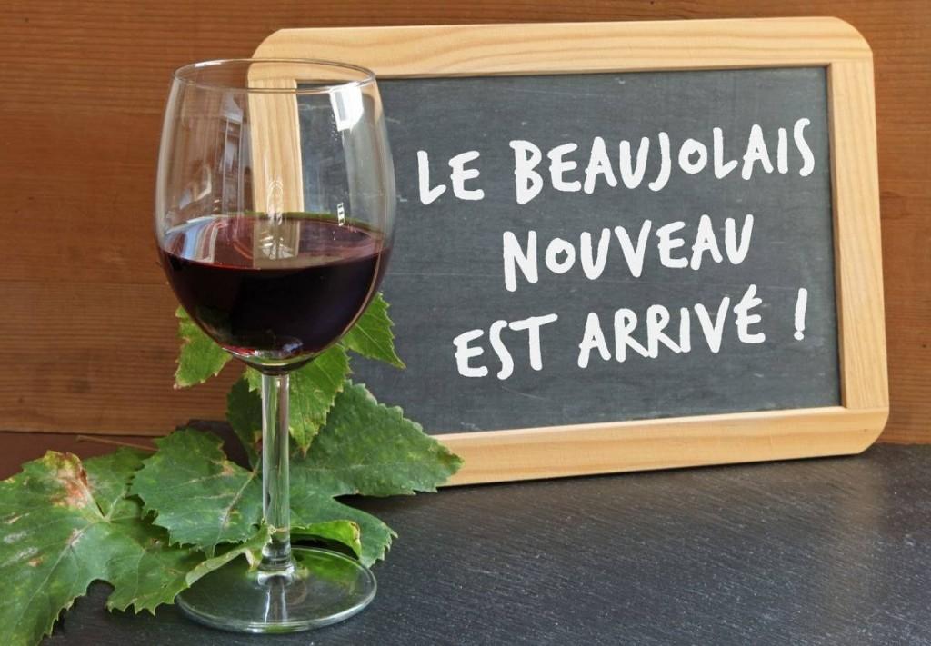 beaujolais nouveau nice