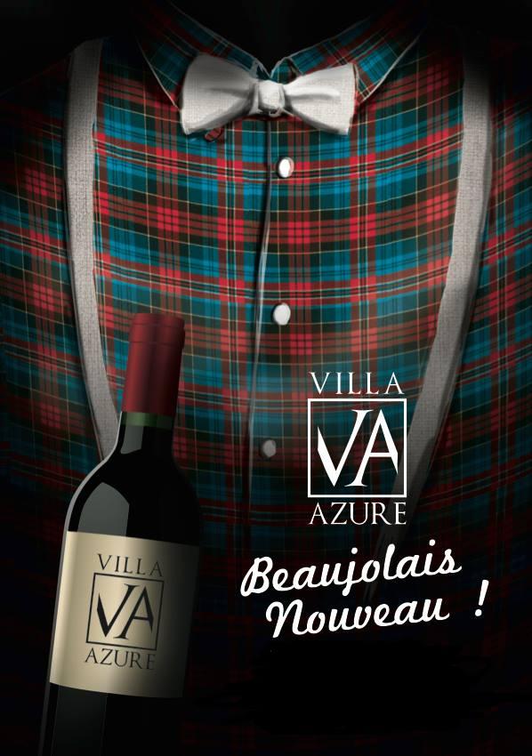 beaujolais villa azure