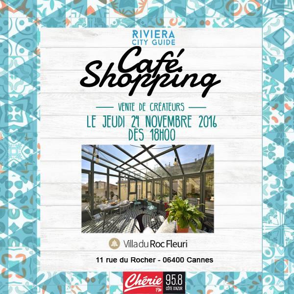 café-shopping