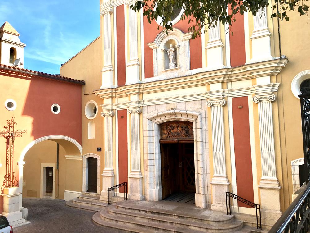 cathédrale antibes