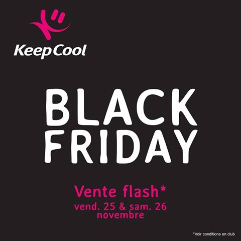 keep cool black friday