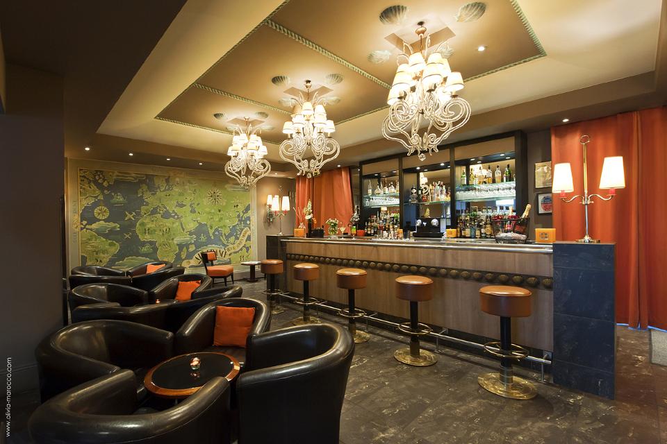 Duke Bar & Lounge - Hôtel Ellington Nice - Crédit Photo Olivia Marocco