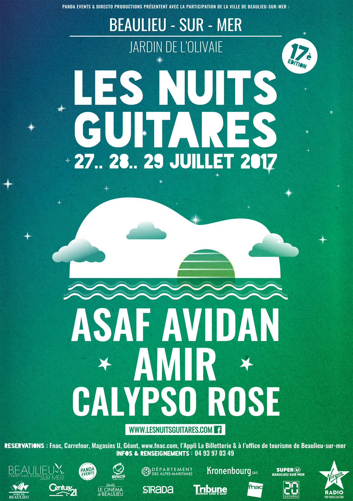 nuits guitares