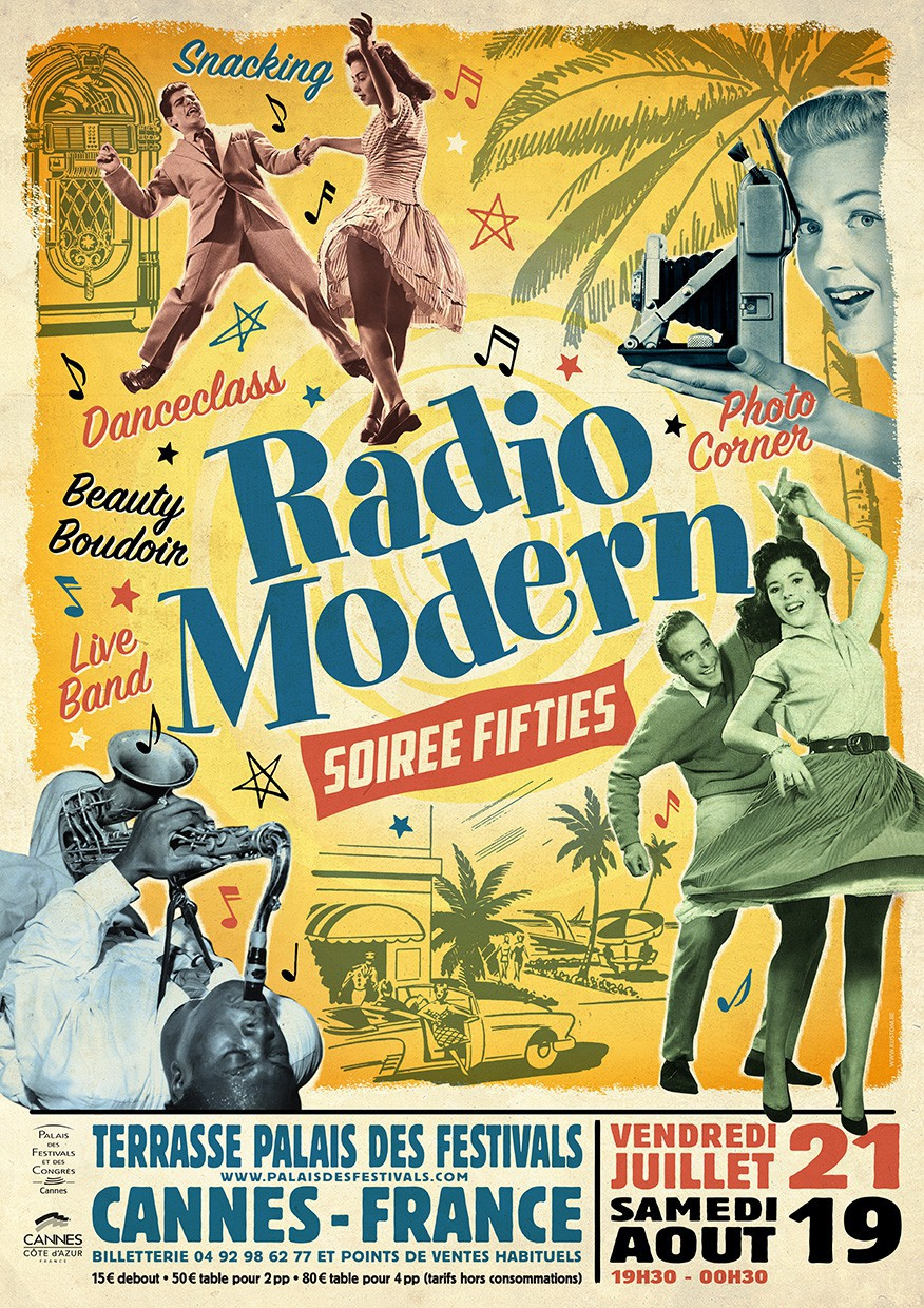 radio modern cannes