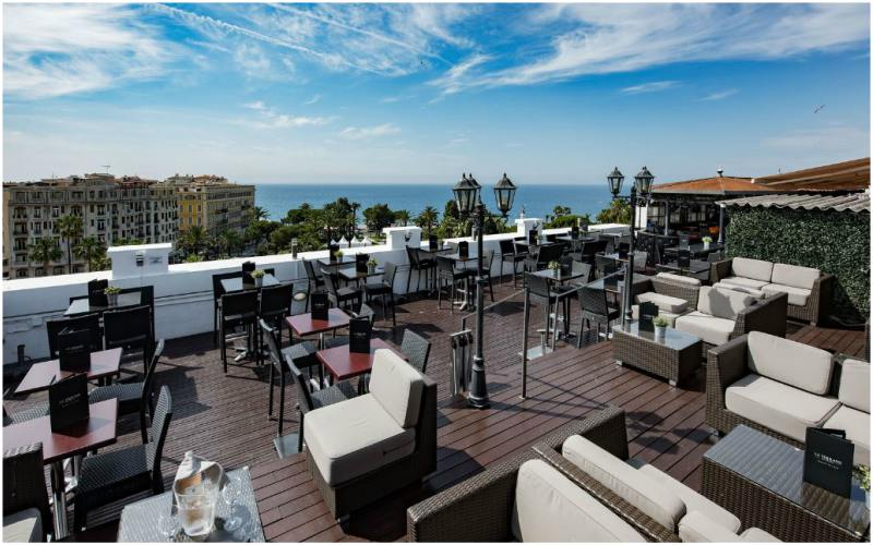 rooftop nice terrasse plaza