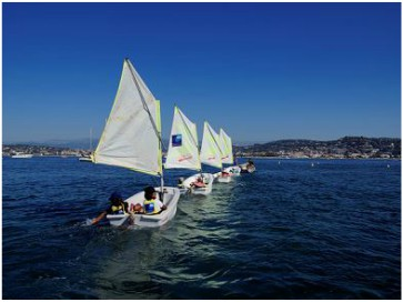voile cannes