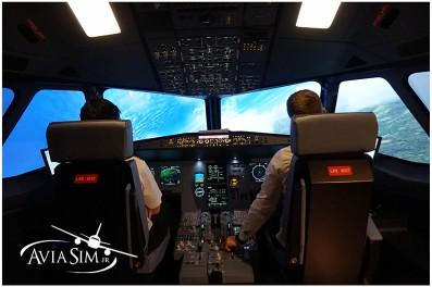 simulateur de vol nice
