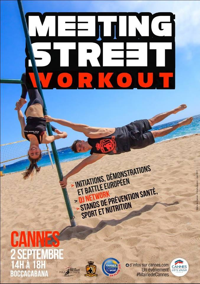 street work out cannes