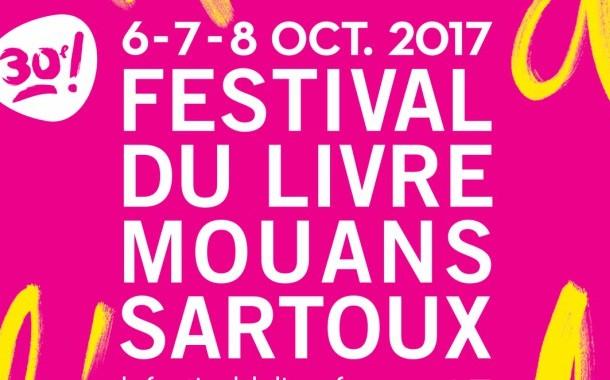 Le Festival du Livre de Mouans Sartoux 2017 : 30 ans de littérature