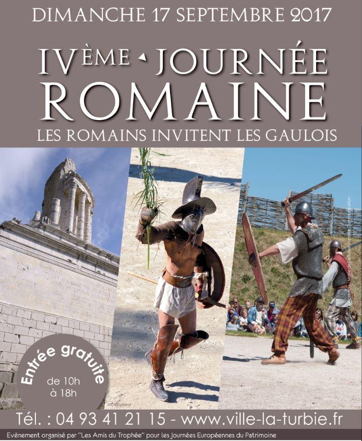 journee romaine