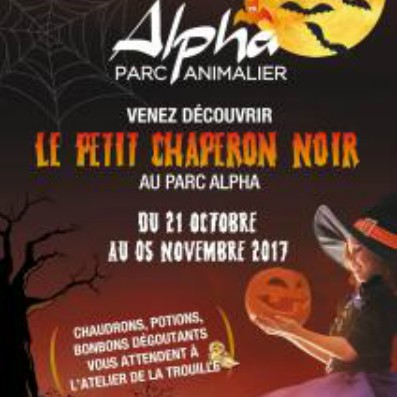 Halloween 2017 parc alpha