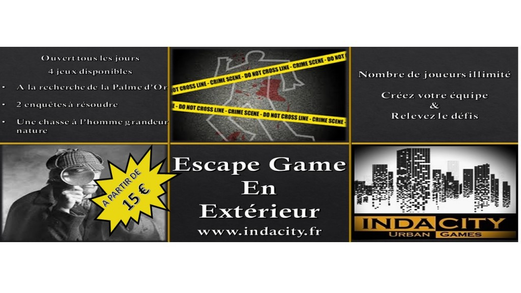 indacity cannes escape game