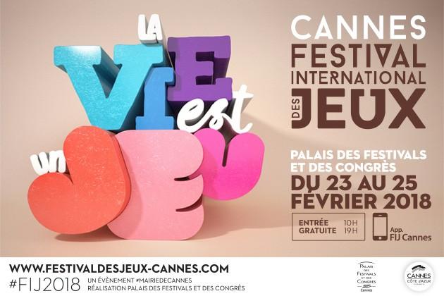 festival des jeux 2018 cannes