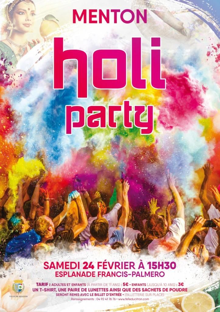 holi party menton