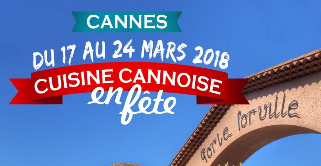 cuisine cannoise 2018