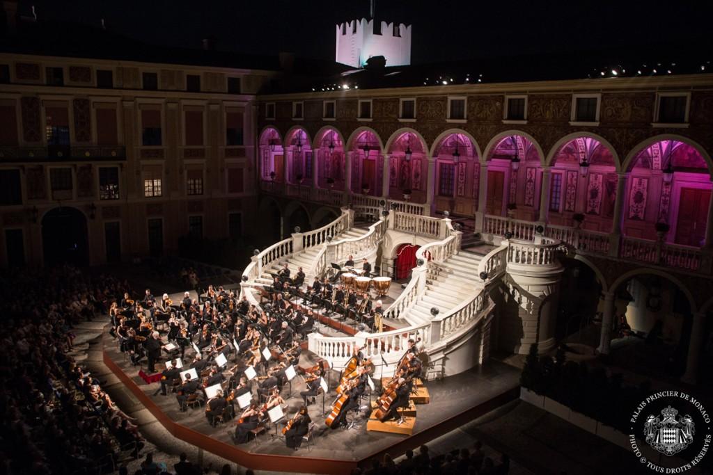 Concert du Palais Princier.