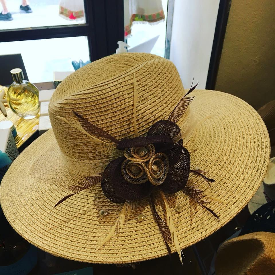 creation chapeau grasse