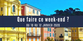 Que faire ce week-end _