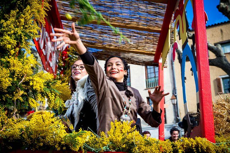 Fête de la Saint Blaise à Valbonne
