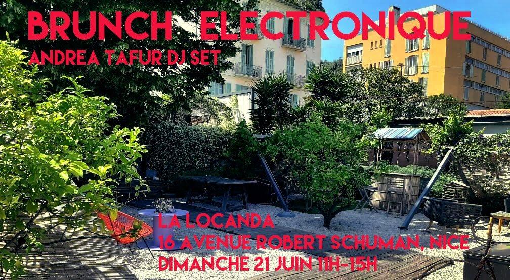 brunch electronique