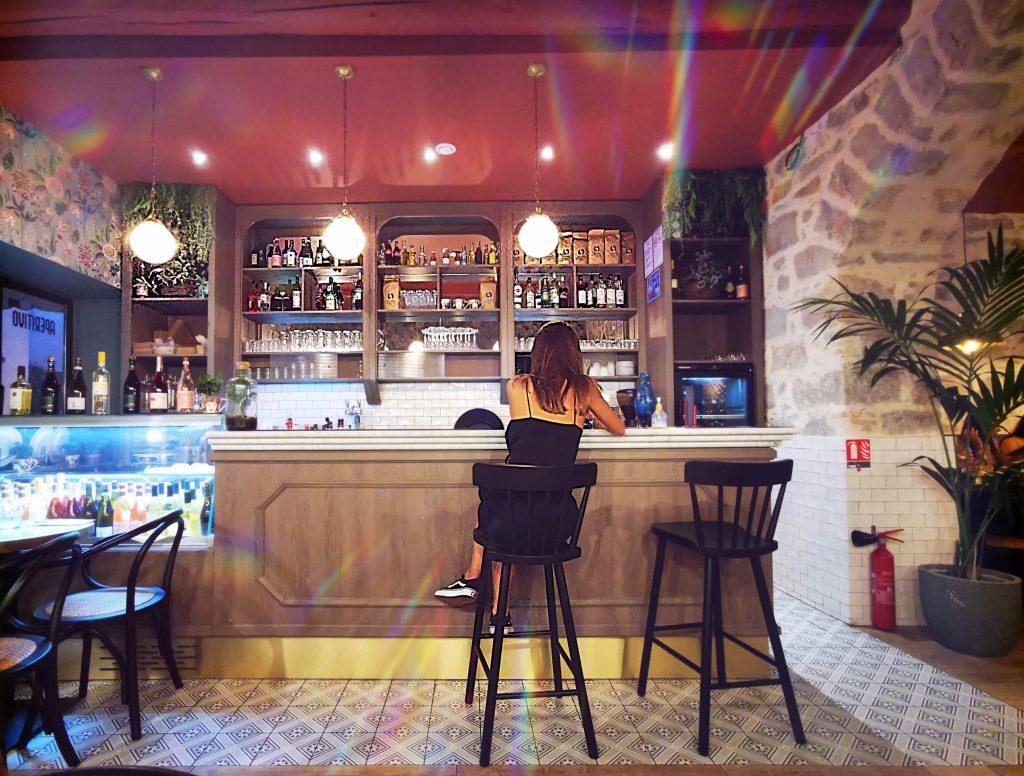 bar Nice ; italien ; bonne adresse Nice ; vins ; cocktail ; bar