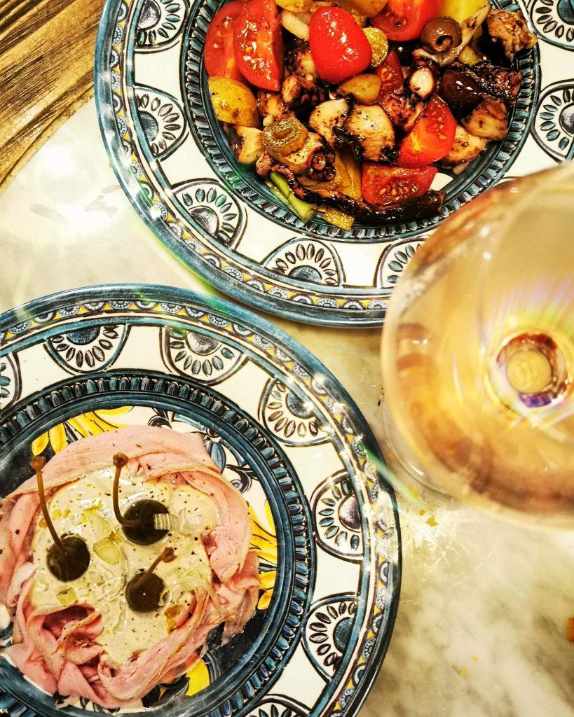 italie ; dolce vita ; recette maison ; bar à manger ; place du pin ; nice