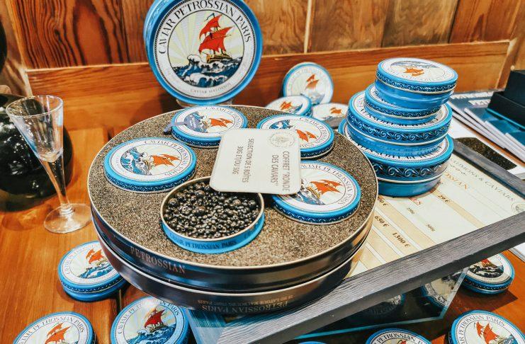 caviar-petrossian