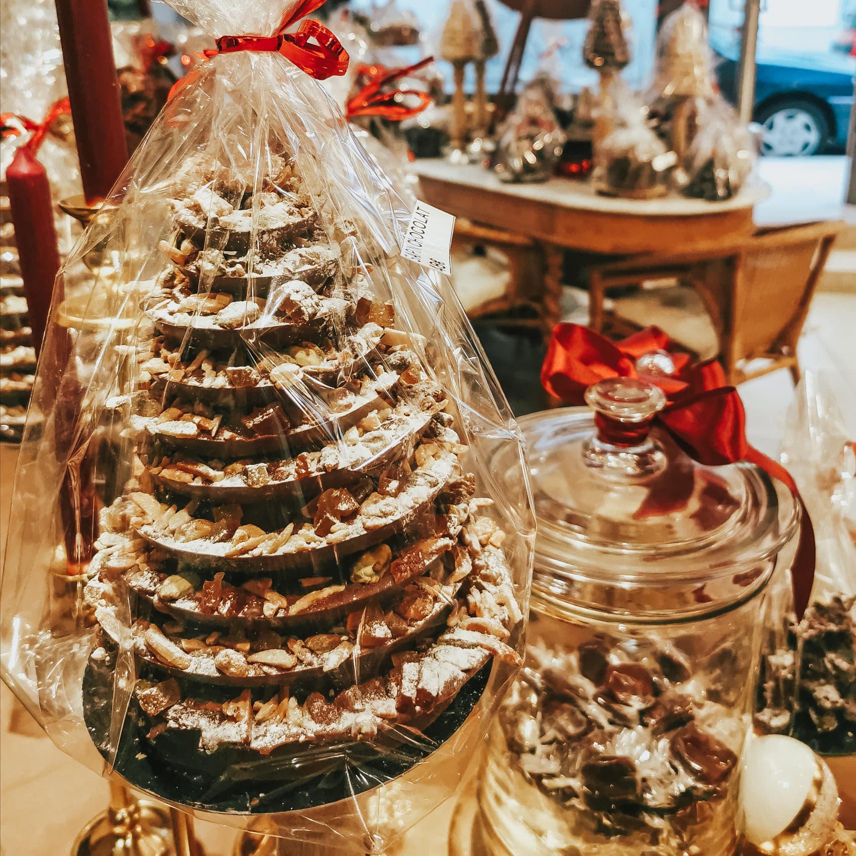 sapin-mendiants-chocolats
